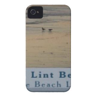 stellen Sie den Fussel-Strand TLB zufrieden Case-Mate iPhone 4 Hülle