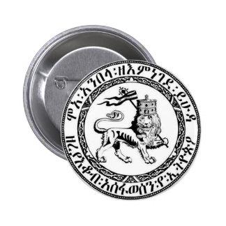 Stellen Sie die Solomonic Monarchie wieder her! Runder Button 5,7 Cm