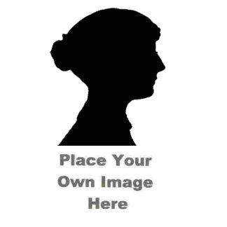 Stellen Sie ein Foto-Skulptur-Button her Fotoskulptur Button
