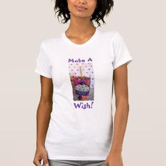 Stellen Sie ein Wunsch-T-Shirt her T-Shirt