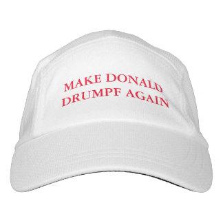 Stellen Sie Hut Donald Drumpf wieder her Headsweats Kappe