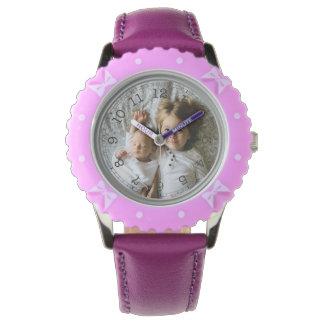 Stellen Sie Ihr eigenes kundenspezifisches Foto Armbanduhr