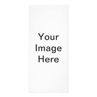 Stellen Sie Ihre eigene Gestell-Karte her Werbekarte