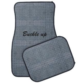 Stellen Sie Ihre eigenen Autobodenmatten her Autofußmatte