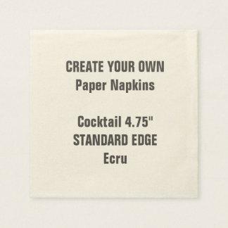 Stellen Sie Ihre eigenen einfaches Serviette
