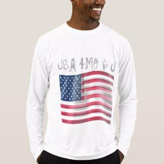 Stellen Sie Ihre eigenen USA für mich und Sie her T-Shirt