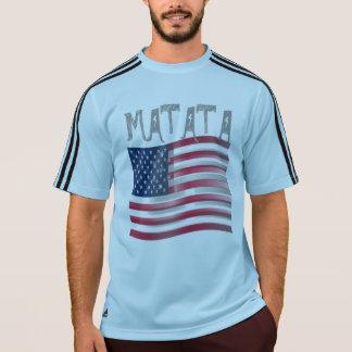 Stellen Sie Ihre eigenen USA Hakuna Matata her T-Shirt