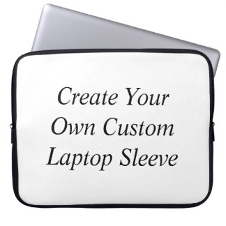 Stellen Sie Ihre Laptop-Hülse her Laptop Computer Schutzhüllen