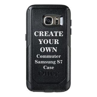 Stellen Sie Ihren eigenen Fall Pendler-Samsungs S7 OtterBox Samsung Galaxy S7 Hülle