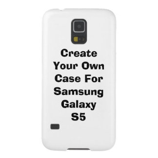 Stellen Sie Ihren eigenen Kasten Samsung-Galaxie-S Samsung S5 Cover