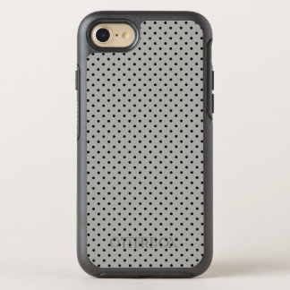 Stellen Sie Ihren eigenen kleinen schwarzen Tupfen OtterBox Symmetry iPhone 8/7 Hülle