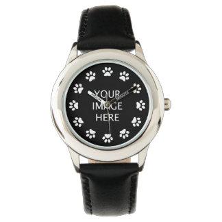 Stellen Sie Ihren eigenen kundenspezifischen Hund Uhren