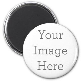 Stellen Sie Ihren eigenen Magneten her Runder Magnet 5,7 Cm