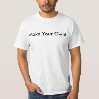 Stellen Sie Ihren eigenen T - Shirt her