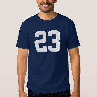Stellen Sie Ihren eigenen Zahl-T - Shirt her