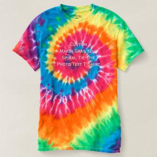 Stellen Sie kundenspezifischen Karneval-König T-shirt