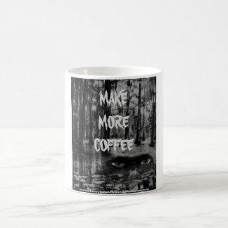 Stellen Sie mehr Kaffee-Kaffee-Tasse her Kaffeetasse