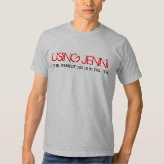Stellen Sie Sie zu meinem Übel-Zwilling vor T Shirts