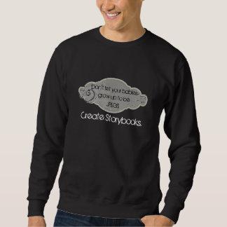 Stellen Sie Storybooks her Sweatshirt