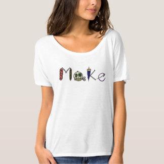 Stellen Sie T - Shirt für Hersteller, Handwerker,