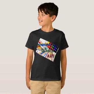 Stellen Sie vor sich, Kunst zu schaffen T-Shirt