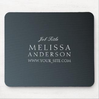Stellenbezeichnung-Geschäfts-stilvolle Mousepad
