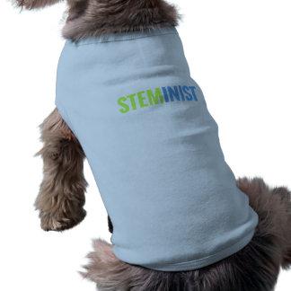 STEMinist Hündchen-Shirt Shirt