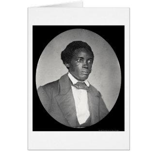 Stephen Allen Benson Daguerreotype 1855 Karte
