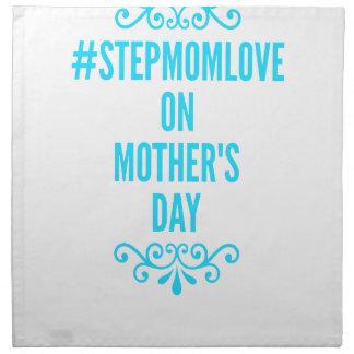 #stepmomlove Muttertag Serviette