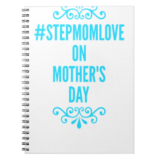 #stepmomlove Muttertag Spiral Notizblock