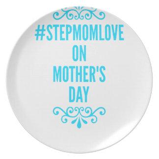 #stepmomlove Muttertag Teller