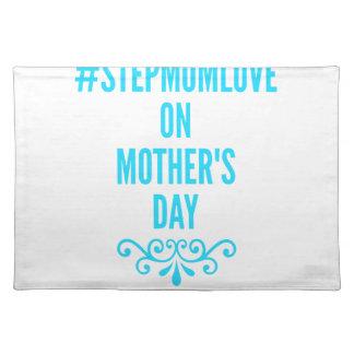 #stepmomlove Muttertag Tischset