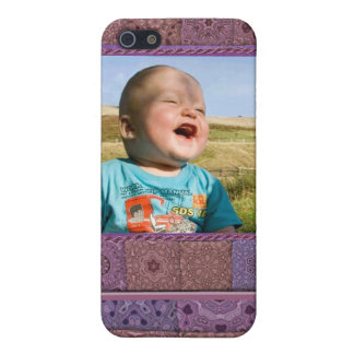 Steppende Enthusiast-Foto-Schablone iPhone 5 Case