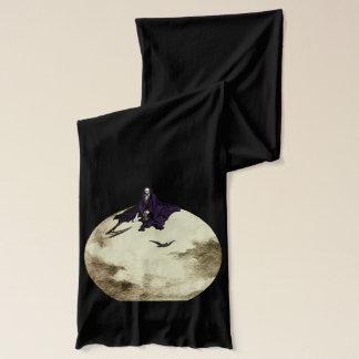 Sterblichkeit und der Mond Schal