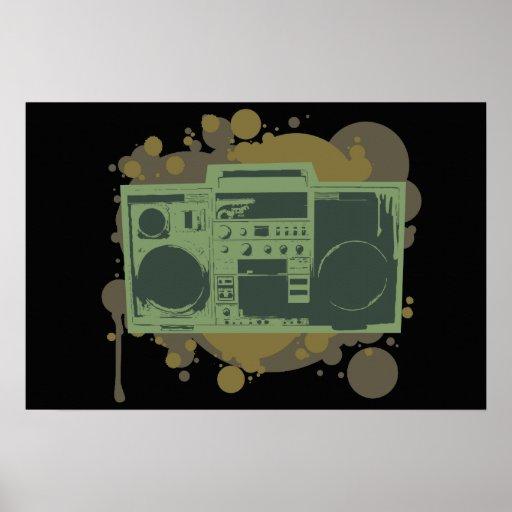 Stereoart Plakatdruck
