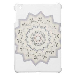 Stern abstrakt mit Nr. 2 ipad Fall iPad Mini Hülle