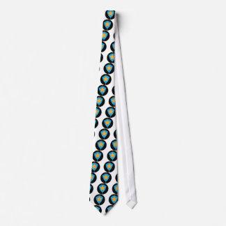 Stern Bedruckte Krawatte