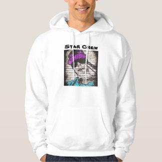 Stern-Crew-Shirt Hoodie