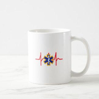 Stern des Lebens Kaffeetasse