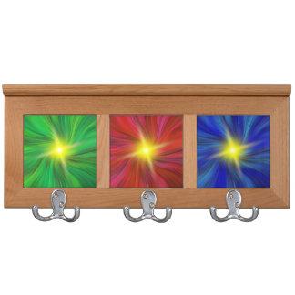 Stern-Explosions-Mantel-Gestell