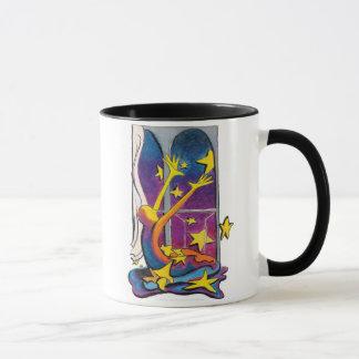 Stern-Gaffer-Illustration Tasse