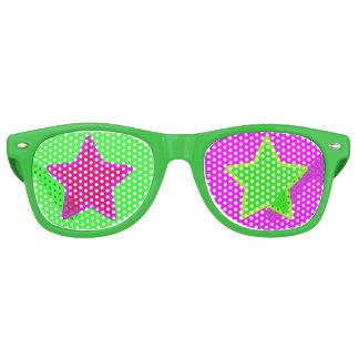 Stern-Gaffer Retro Sonnenbrillen