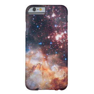 Stern-Galaxie-Nebelfleck-Raum Iphone 6 Fall Barely There iPhone 6 Hülle