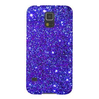 Stern-Glitzer-Schein-Universum-unbegrenztes Galaxy S5 Cover