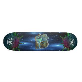 Stern-Hersteller-Skateboard Skateboard