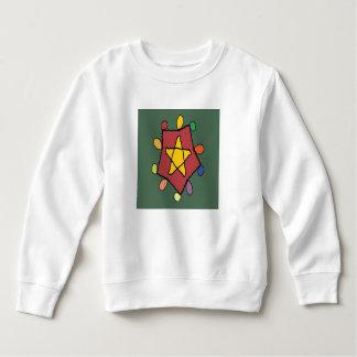 Stern in den Lichtern Sweatshirt