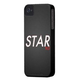 Stern-Kampfkünste iPhone 4/4S Fall iPhone 4 Case-Mate Hülle
