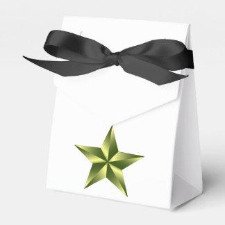 Stern-kundenspezifische Geschenkschachtel