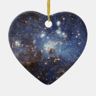 Stern LH 95, der die Region NASA bildet Keramik Ornament