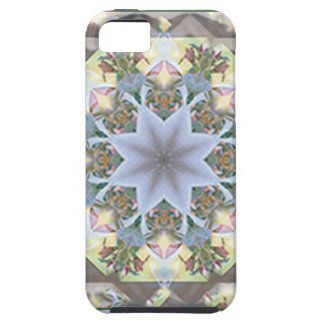 Stern-Mandala starkes iPhone Se + iPhone 5/5S Fall iPhone 5 Etui
